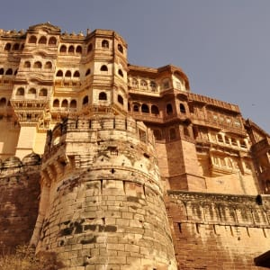 L'Inde pour les fins connaisseurs de Delhi: Jodhpur: Mehrangarh Fort