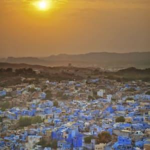 Höhepunkte Rajasthans ab Delhi: Jodhpur: Sunset