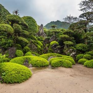 Les hauts lieux du Japon avec prolongation de Tokyo: Kagoshima Japanese Garden Chiran Samurai District