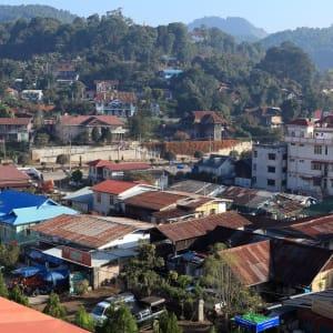Wandern im malerischen Shan Staat (4 Tage) ab Inle Lake: Kalaw City