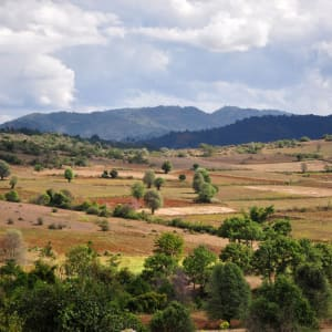 Randonnées dans le pittoresque Etat Shan (3 jours) de Lac Inle: Kalaw Landscape