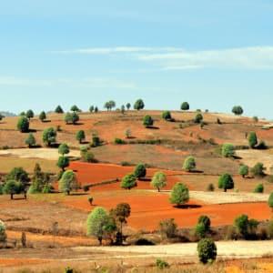 Myanmar - Land der Tempel und Pagoden ab Mandalay: Kalaw landscape