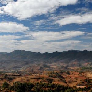 Au pays des temples et des pagodes de Yangon: Kalaw Landscape