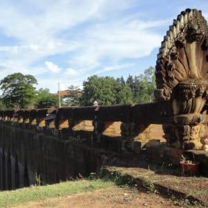 Von Angkor nach Phu Quoc ab Siem Reap: Kampong Thom - Kampong Kdei Bridge