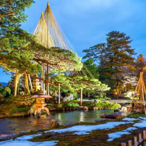 Les hauts lieux du Japon avec prolongation de Tokyo: Kanazawa Kenrokuen Garden
