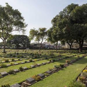 Königliches Siam ab Bangkok: Kanchanaburi Cemetery
