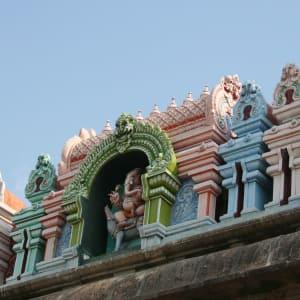 Höhepunkte Südindiens ab Chennai: Kanchipuram: Temple