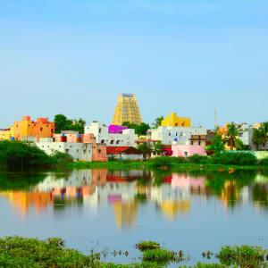Höhepunkte Südindiens ab Chennai: Kanchipuram: the sacred city