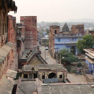 La féerie du Rajasthan de Delhi: Karauli: City in Rajasthan
