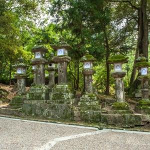 Excursion à Nara – l'après-midi à Kyoto: Kasuga-Taisha Shrine Nara