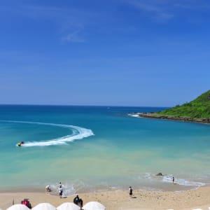Taiwan – Grosse Mietwagenrundreise ab Taipei: Kenting's beach