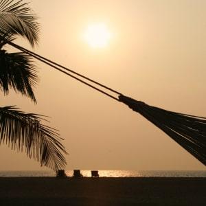 Neeleshwar Hermitage: Kerala: Sunset
