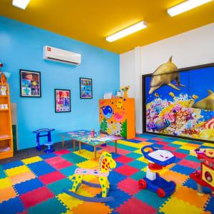 Dusit Thani Krabi Beach Resort: Kids Club