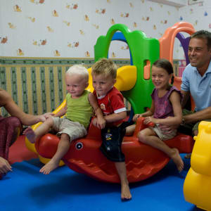 Aonang Villa in Krabi: Kids Club