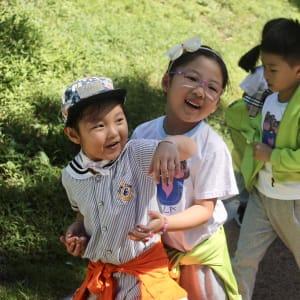 Corée du Sud compacte de Séoul: Kids in Park 3