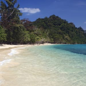 Inselhüpfen in Südthailand - Kurzversion ab Ko Lanta: Ko Kradan in the Andaman Sea