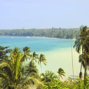 D'île en île dans le golfe de Thaïlande en individuel de Ko Chang: Ko Mak near Ko Chang