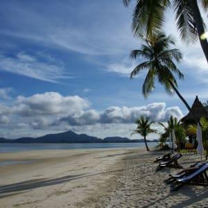 D'île en île au sud de la Thaïlande de Ko Lanta: Ko Mook: