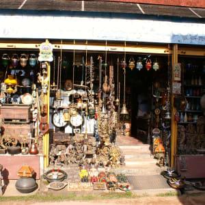 Stadttour Kochi: Kochi Antiques shop