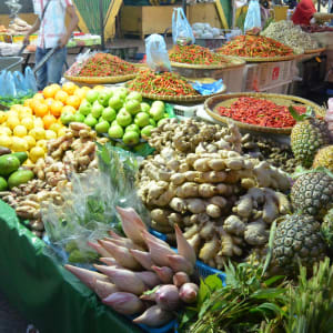 Tour de ville de Kota Kinabalu: Kota Kinabalu Market