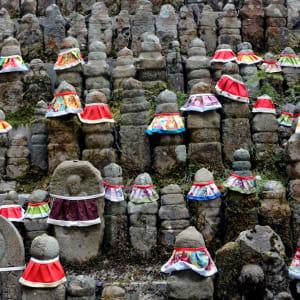 Gruppenreise «Im Reich der Sonnengöttin» ab Kyoto: Koya-San graveyard in Japan