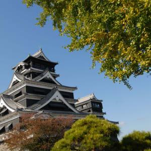 Circuit en groupe «Fuji» de Kyoto: Kumamoto: Castle