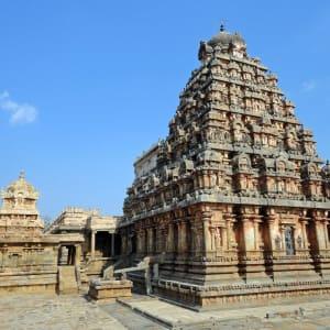 Höhepunkte Südindiens ab Chennai: Kumbakonam: Darasuram Temple
