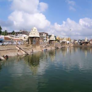 Höhepunkte Südindiens ab Chennai: Kumbakonam: Mahamakham Tank