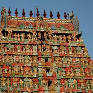 Höhepunkte Südindiens ab Chennai: Kumbakonam: Sarangapani temple