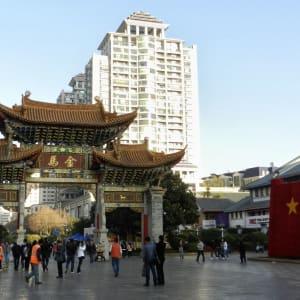 Les hauts lieux du Yunnan de Kunming: Kunming: City Centre