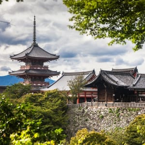 Circuit en groupe «Geisha» de Tokyo: Kyoto Kiyomizudera Temple