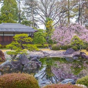 Les hauts lieux du Japon avec prolongation de Tokyo: Kyoto Ninomaru Garden in Nijo Castle