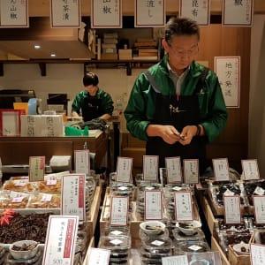 Kyoto de son propre chef, avec véhicule, une journée: Kyoto - Nishiki Market