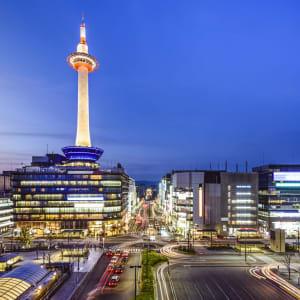 Circuit en groupe «Geisha» de Tokyo: Kyoto Tower