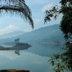 Découverte active du Sri Lanka de Colombo: Lake at dawn