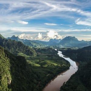 Laos Intensiv ab Vientiane: Laos Mountain View Nong Khiaw