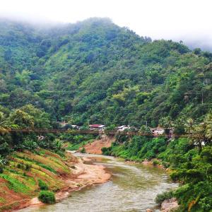 Tribus montagnardes et nature au nord du Laos avec Trekking de Luang Prabang: Laos Muang Khua village