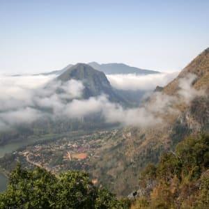 Tribus montagnardes et nature au nord du Laos avec Trekking de Luang Prabang: Laos Nong Khiaw