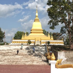Laos Intensiv ab Vientiane: Laos Oudomaxay