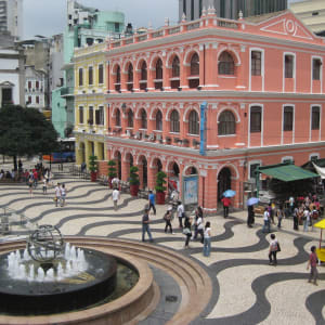 Macau Tour in Hong Kong: Largo do Senado