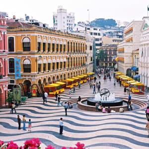 Stadtrundfahrt in Macau: Largo do Senado
