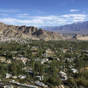 Himachal Pradesh & Ladakh ab Delhi: Leh: Capital of Ladakh