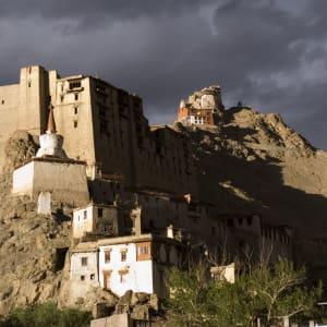 Himachal Pradesh & Ladakh ab Delhi: Leh: old palace