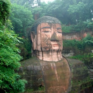 Mit der Tibet Bahn zum Dach der Welt ab Peking: Leshan Dafo