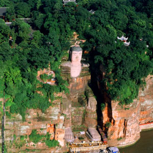 China aktiv erleben ab Peking: Leshan Dafo