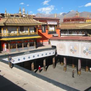 Die Magie des Tibets - Basisprogramm ab Lhasa: Lhasa Jokhang temple