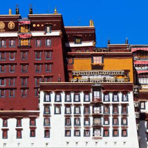 Circuit spectaculaire du Yunnan au Tibet de Kunming: Lhasa Potala Palace