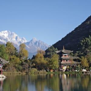 Circuit spectaculaire du Yunnan au Tibet de Kunming: Lijiang Dragon Lake
