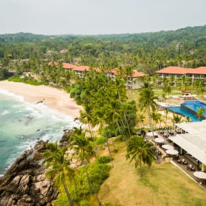 Anantara Peace Haven Tangalle Resort: Aerial