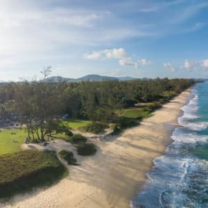 Anantara Mai Khao Phuket Villas: Aerial